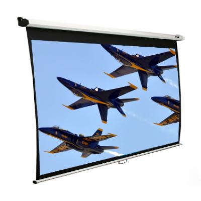 Elite Screens M120XWH2-E24 266x149 - Οθόνη Προβολής για Projector Χειροκίνητη Πληρωμή έως 24 δόσεις
