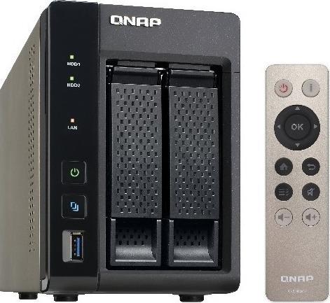 QNap TS-253A-4G NAS Server Πληρωμή έως 24 δόσεις