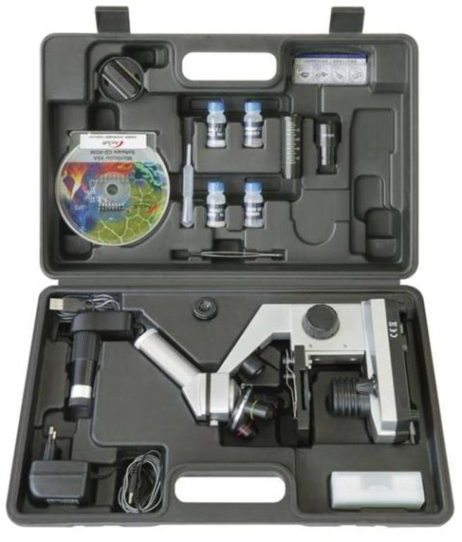 Bresser Junior 40X-1024X Microscope SET