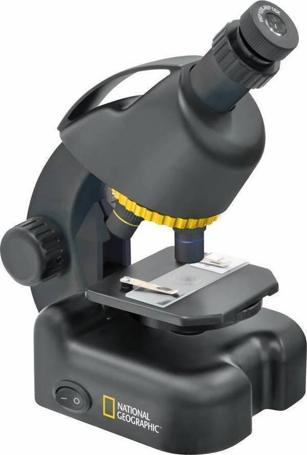 National Geographic 40-640x Microscope with Smartphone Adapter 9119501