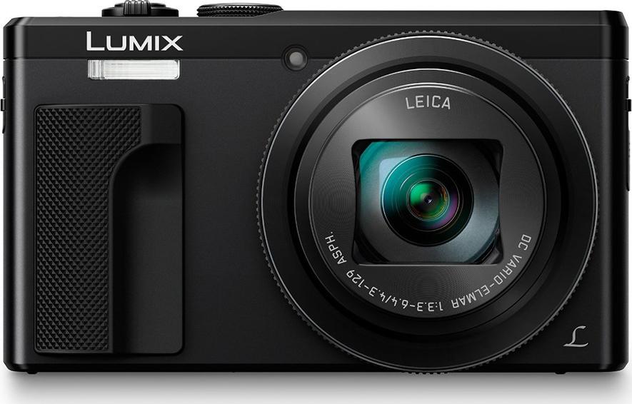 Panasonic Lumix DMC-TZ80 Black Πληρωμή έως 24 δόσεις