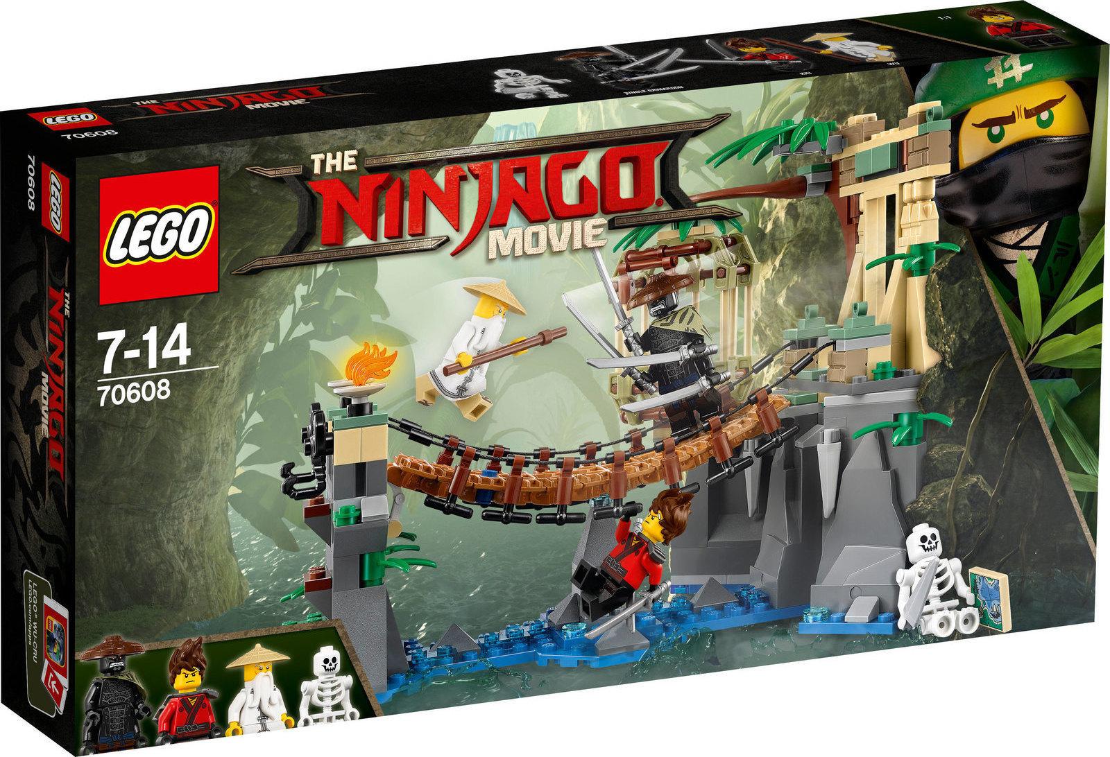 Lego NinjaGo Master Falls 70608