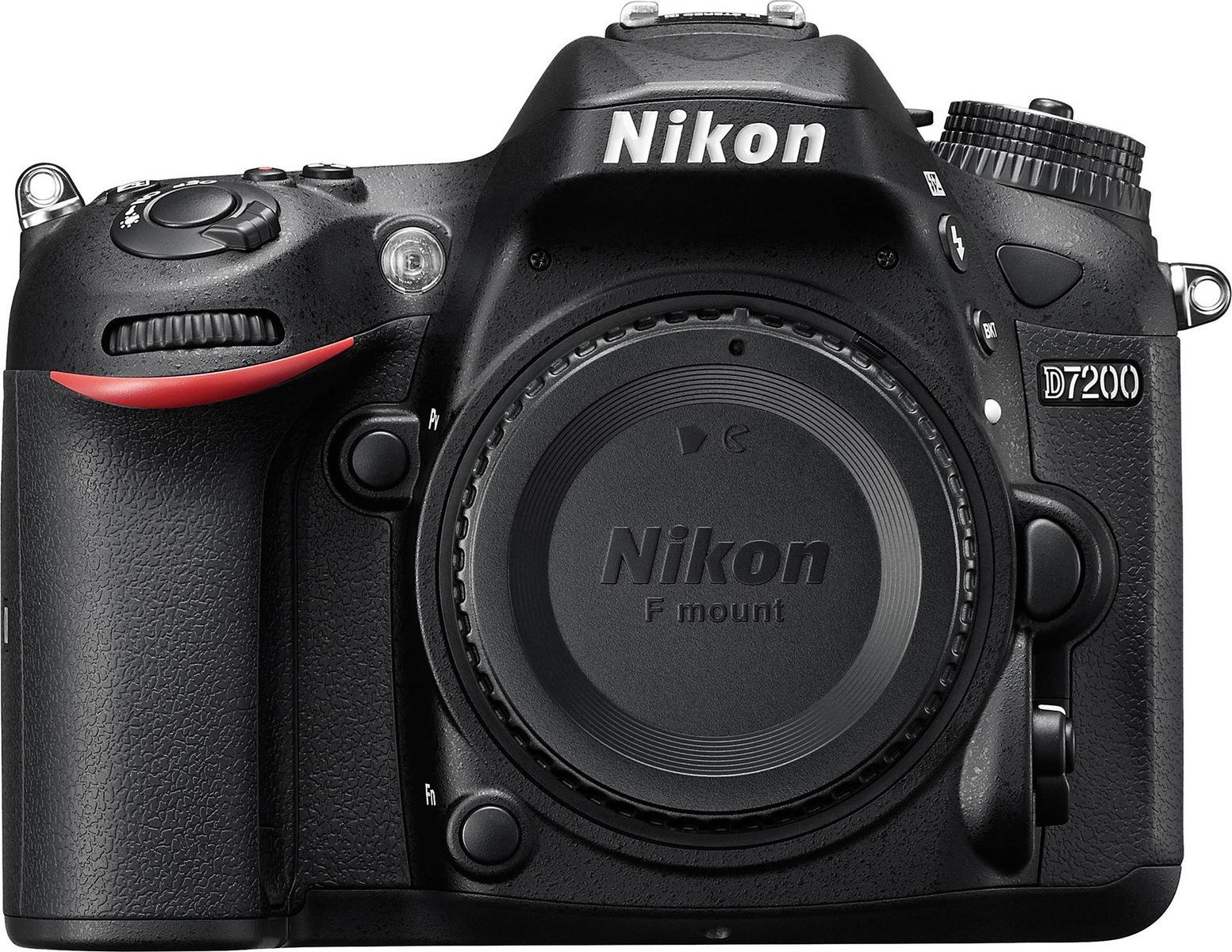 Nikon D7200 Body Πληρωμή έως 24 δόσεις