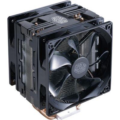 CoolerMaster Hyper 212 LED Turbo Cpu Cooler Black