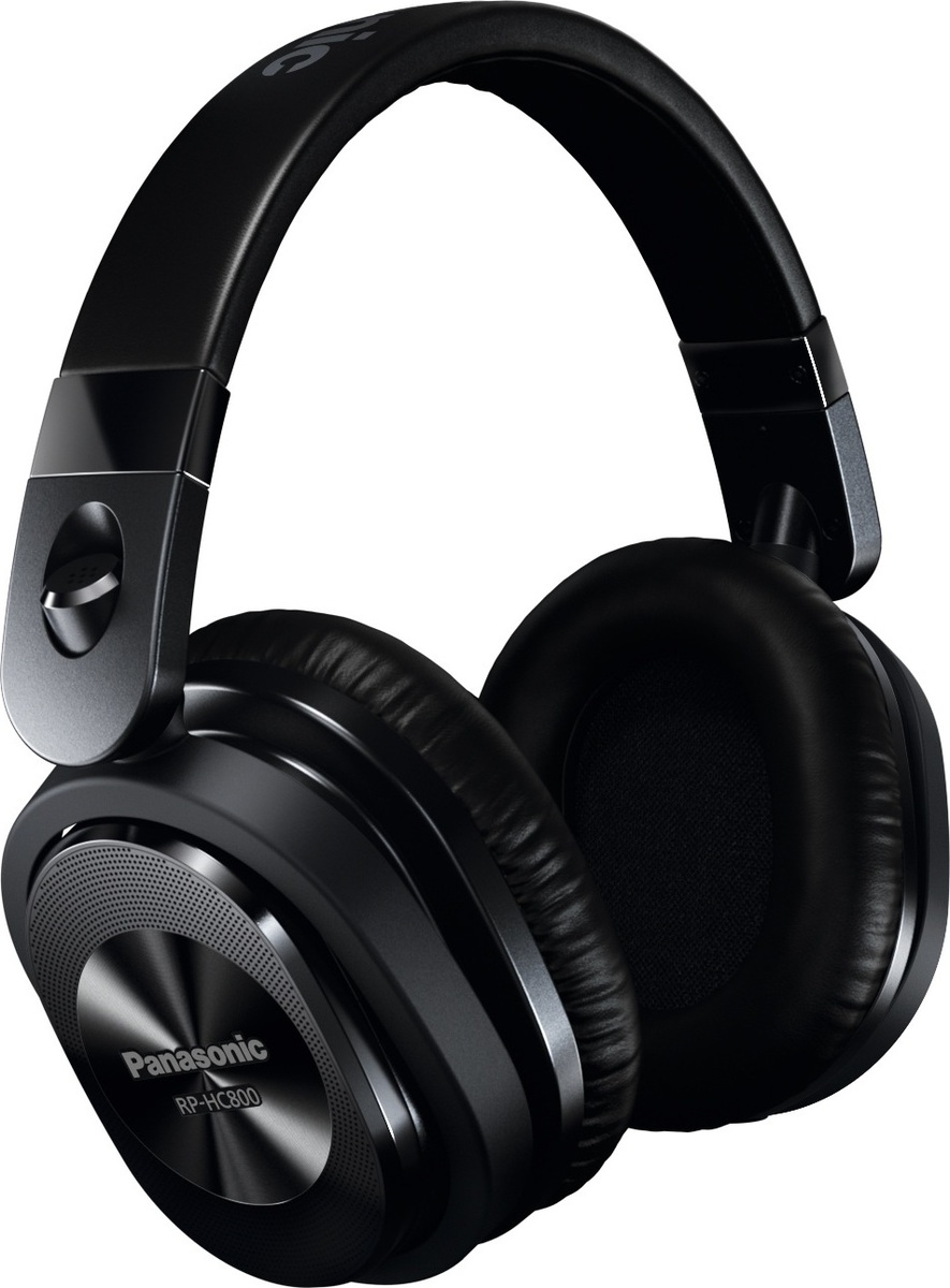 Panasonic RP-HC800 Headphones Black