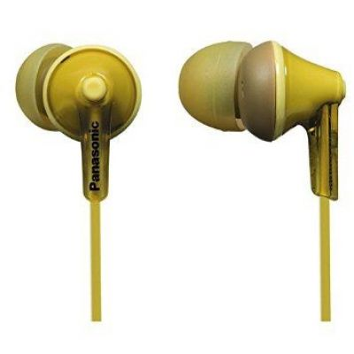 Panasonic RP-HJE 125 In Ear Ακουστικά Yellow