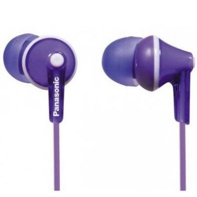 Panasonic RP-HJE 125 In Ear Ακουστικά Purple
