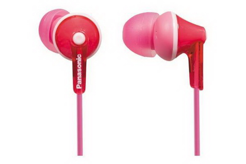 Panasonic RP-HJE 125 In Ear Ακουστικά Pink