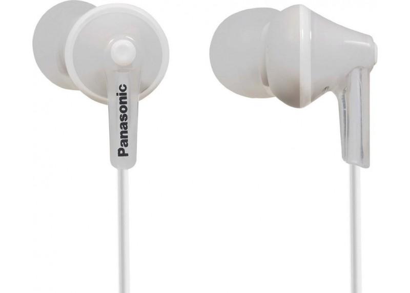 Panasonic RP-HJE 125 In Ear Ακουστικά White