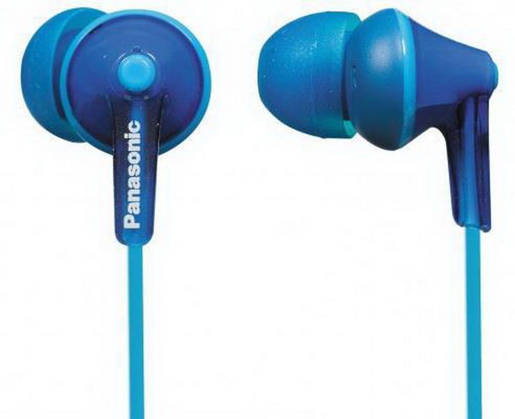 Panasonic RP-HJE 125 In Ear Ακουστικά Blue