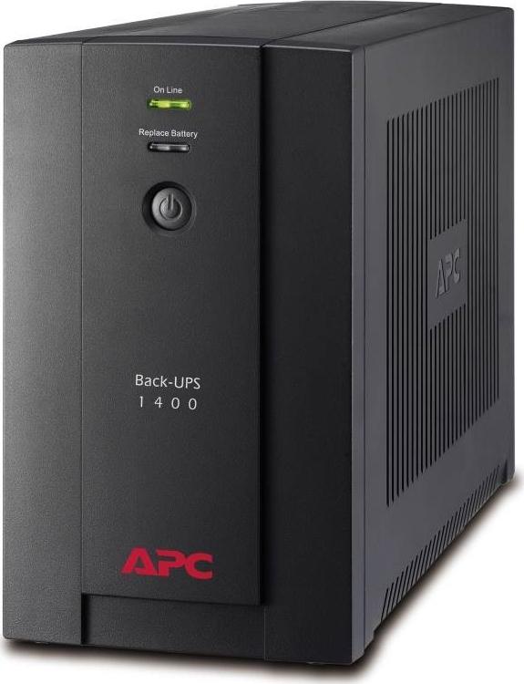 APC Back-UPS 1400VA BX1400UI IEC