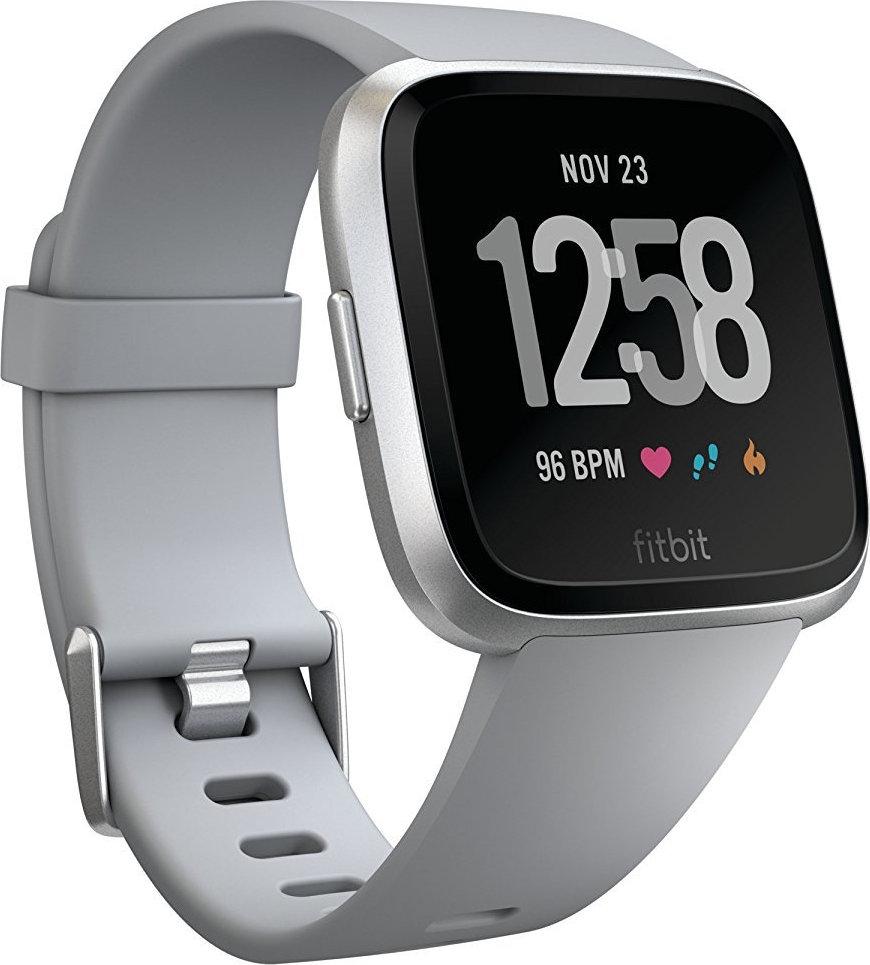 Fitbit Versa Smartwatch Grey/Silver