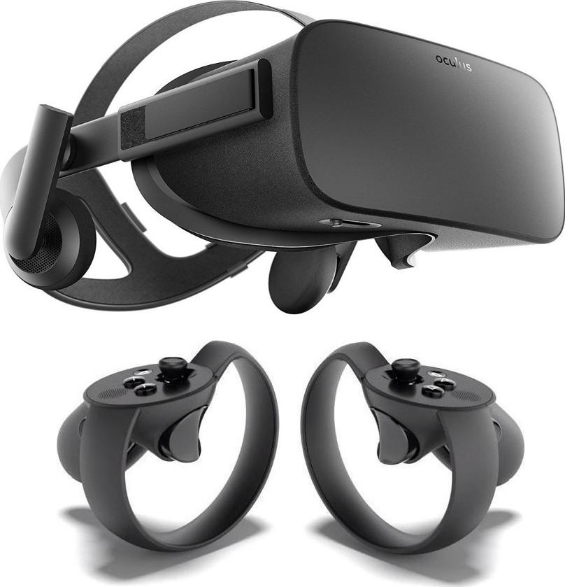 Oculus Rift Bundle VR Goggles Πληρωμή έως 24 δόσεις
