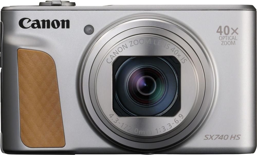 Canon PowerShot SX740 HS Πληρωμή έως 24 δόσεις