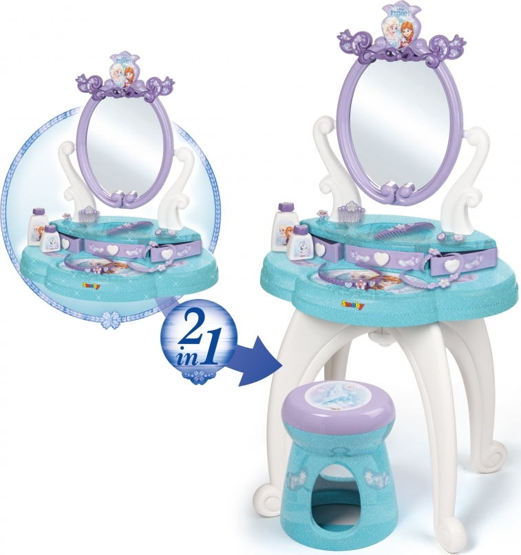 Smoby Frozen Hairdresser's Collection 2018 320224