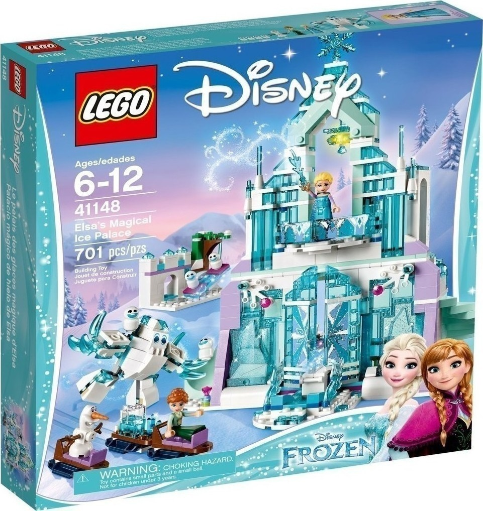 Lego Elsa's Magical Ice Palace 41148