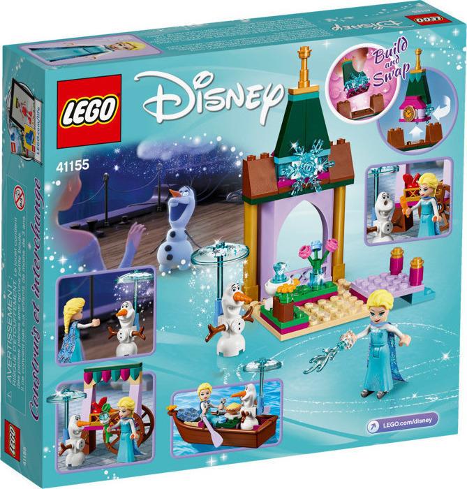 Lego Disney Princess: Elsa's Market Adventure 41155