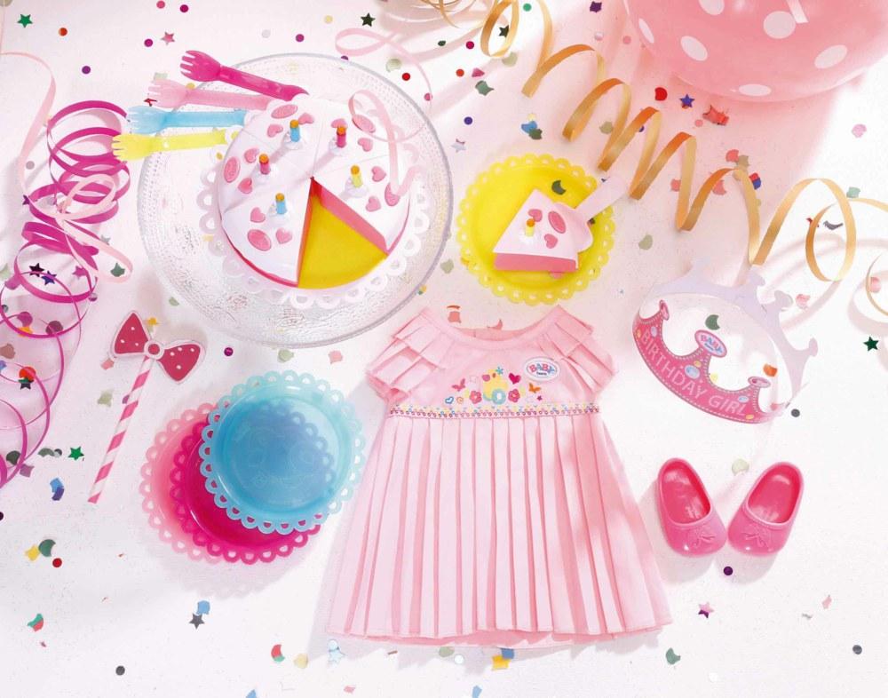 Zapf Creation Baby Born Interactive Happy Birthday Doll