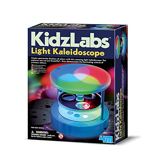 Kidz Labs Light Kaleidoscope Building Set 68567