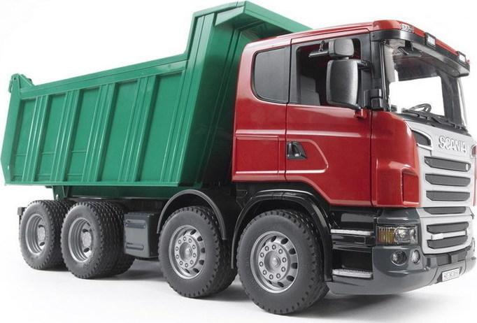 Bruder Φορτηγό Χωματουργικό Scania 03550
