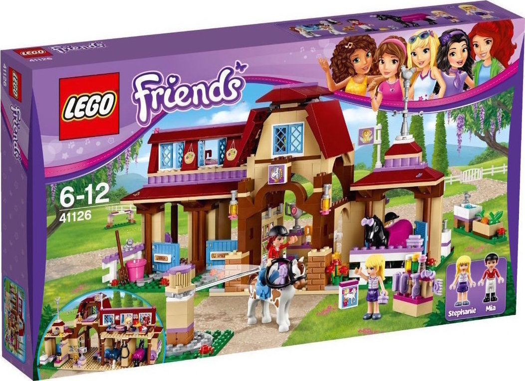 Lego Heartlake Riding Club 41126