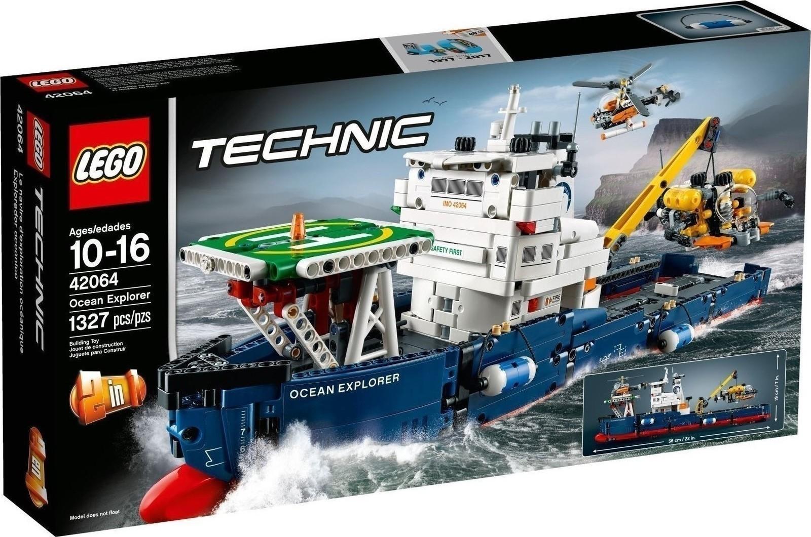 Lego Ocean Explorer 42064