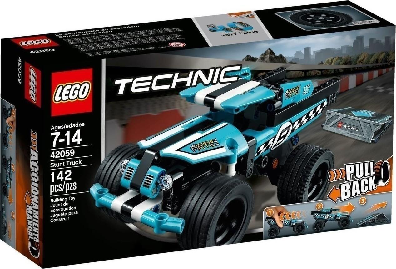 Lego Stunt Truck 42059
