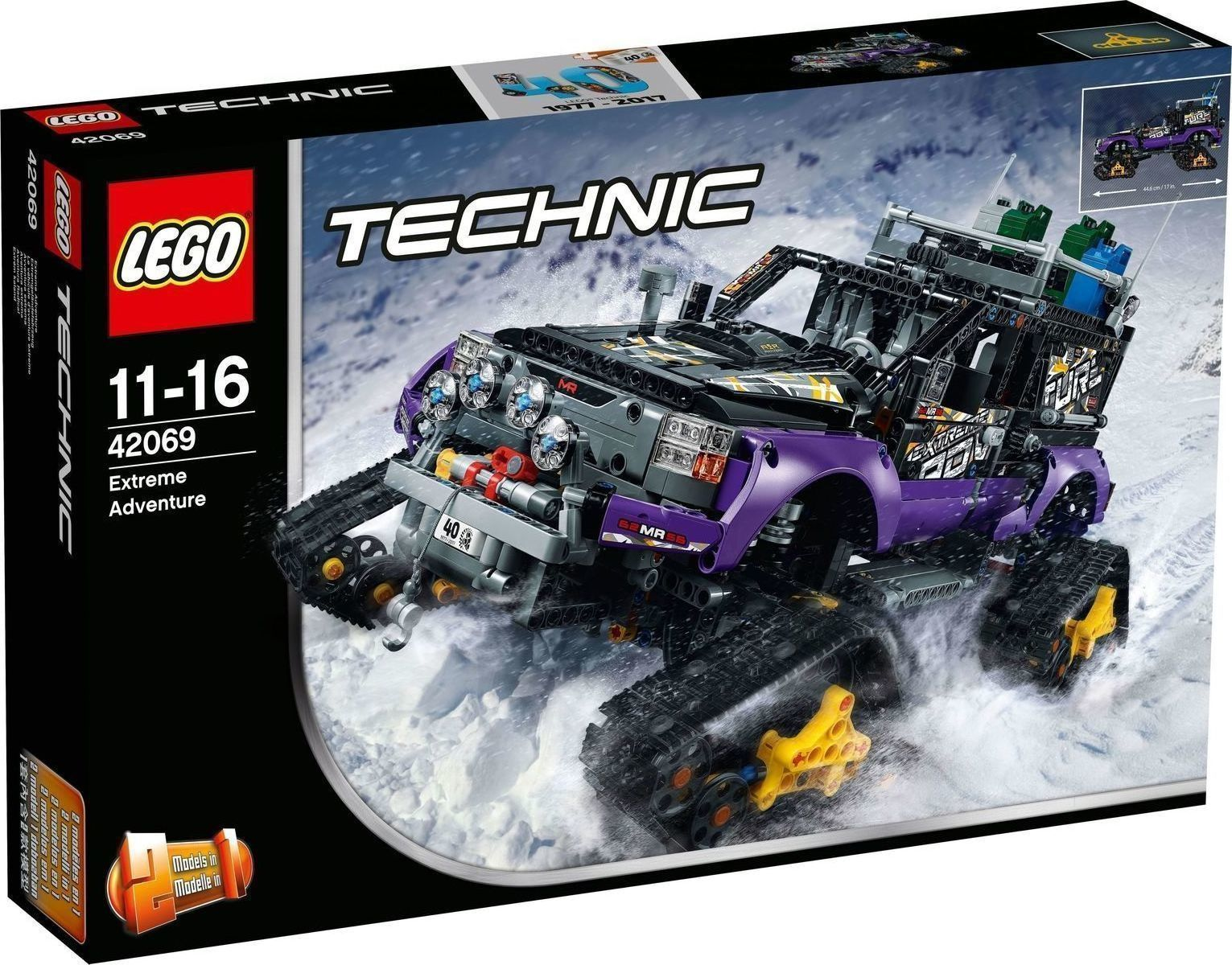 Lego Technic: Extreme Adventure 42069