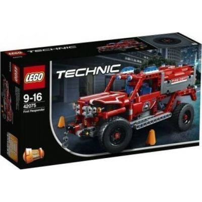 Lego Technic: First Responder 42075