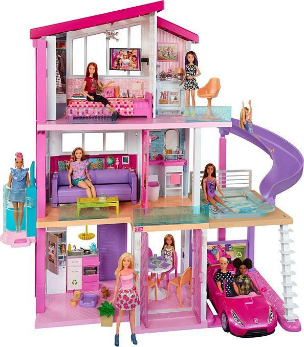 Mattel Barbie Dreamhouse New FHY73