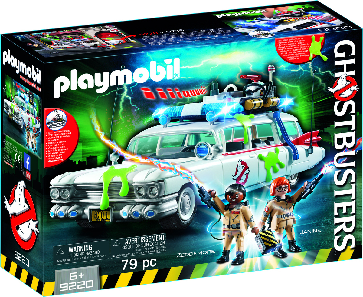 Playmobil Ghostbusters Ecto-1 9220