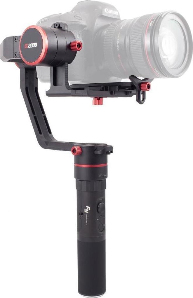 Feiyu Tech a2000 Handheld Gimbal Πληρωμή έως 24 δόσεις