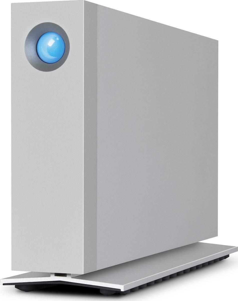 Lacie d2 Thunderbolt 3 6TB Εξωτερικός Σκληρός Δίσκος