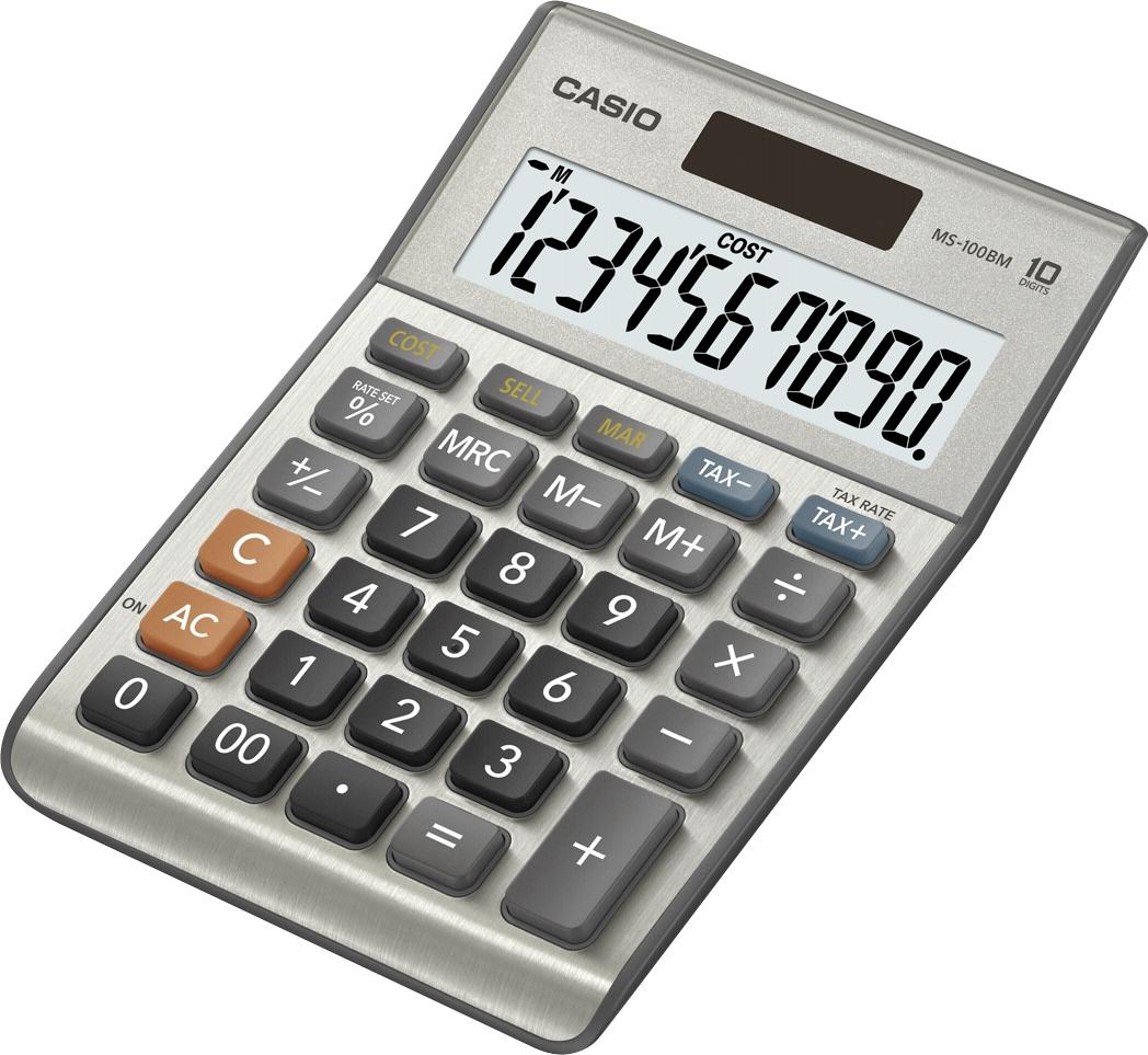 Casio MS-100BM Αριθμομηχανή