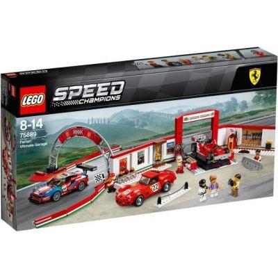Lego Speed Champions: Ferrari Ultimate Garage 75889