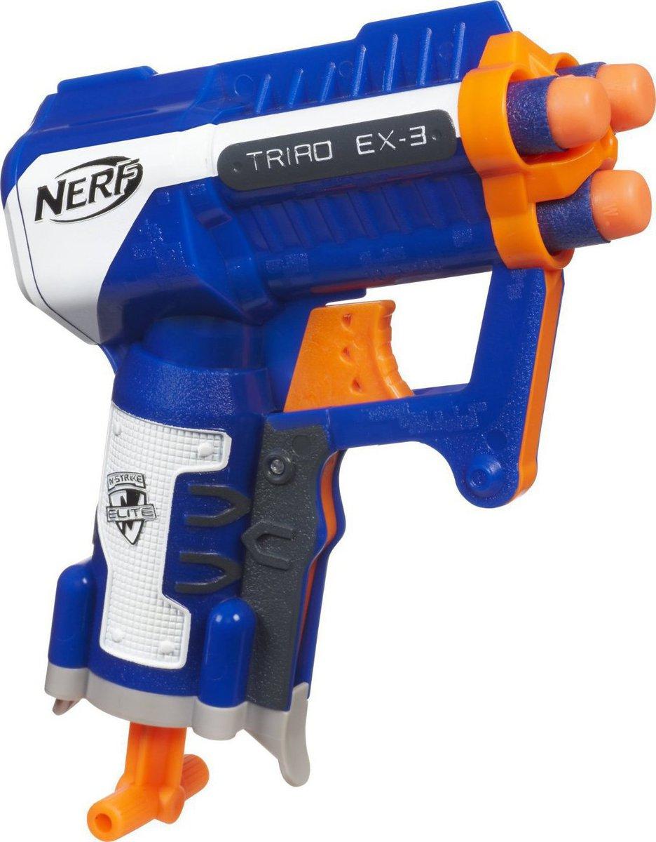Hasbro Nerf N-Strike Elite Triad EX-3 A1690