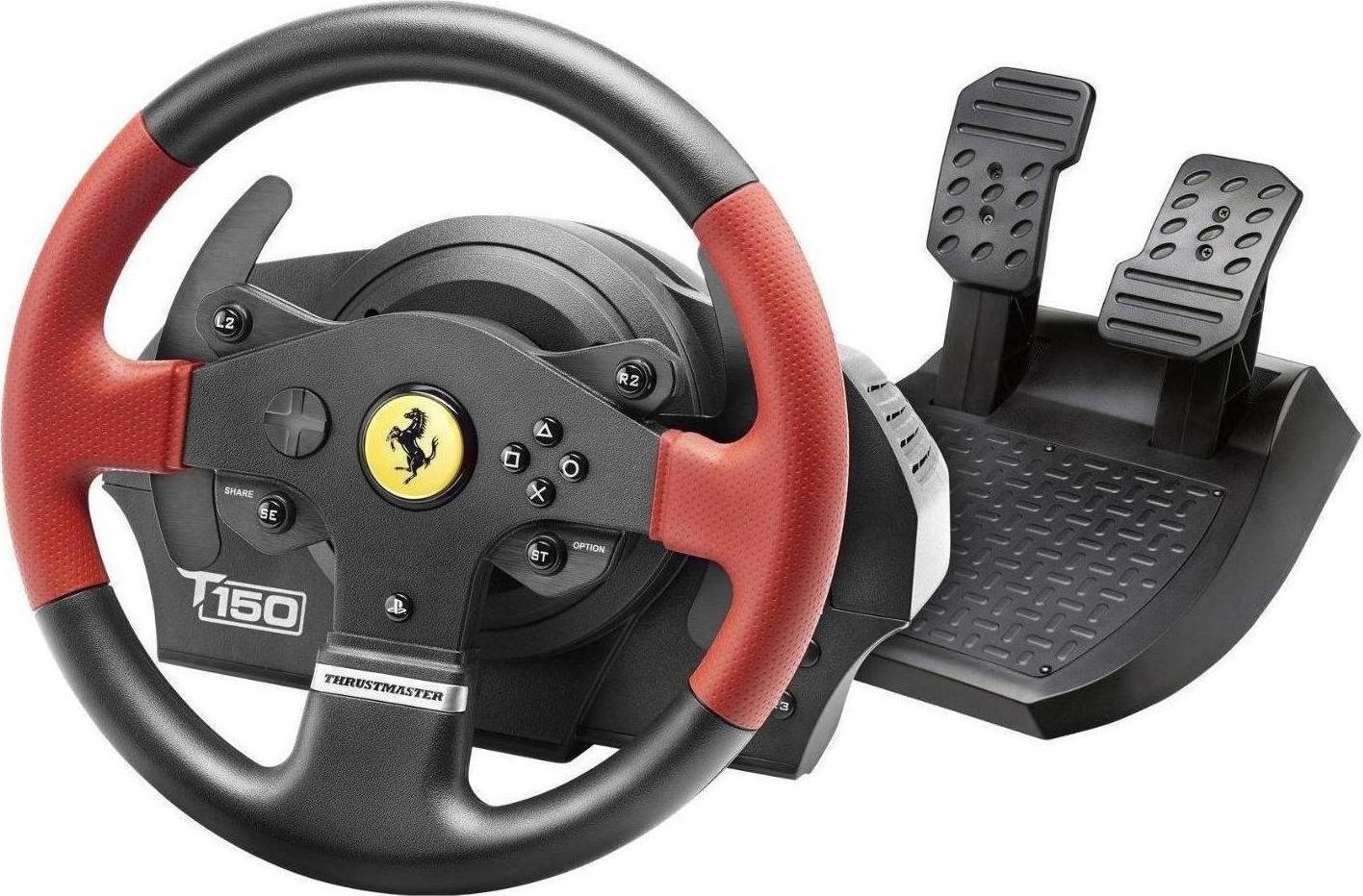 Thrustmaster T150 Ferrari Wheel Force Feedback Τιμονιέρα