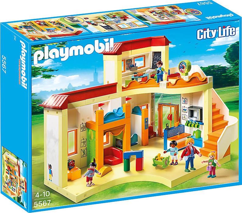 Playmobil Μεγάλος Παιδικός Σταθμός 5567