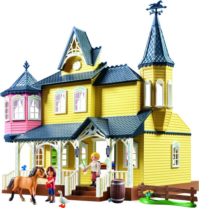 Playmobil Spirit Riding Free: Lucky's Happy Home 9475