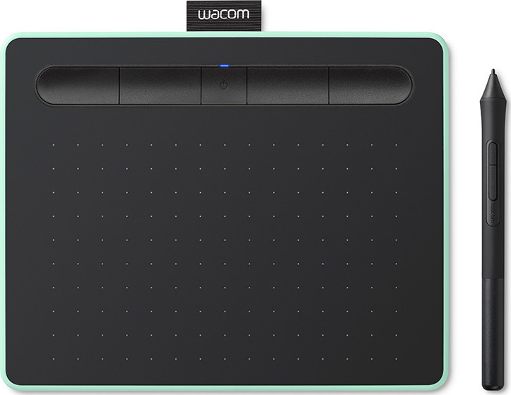 Wacom Intuos M with Bluetooth Pistachio Πληρωμή έως 24 δόσεις