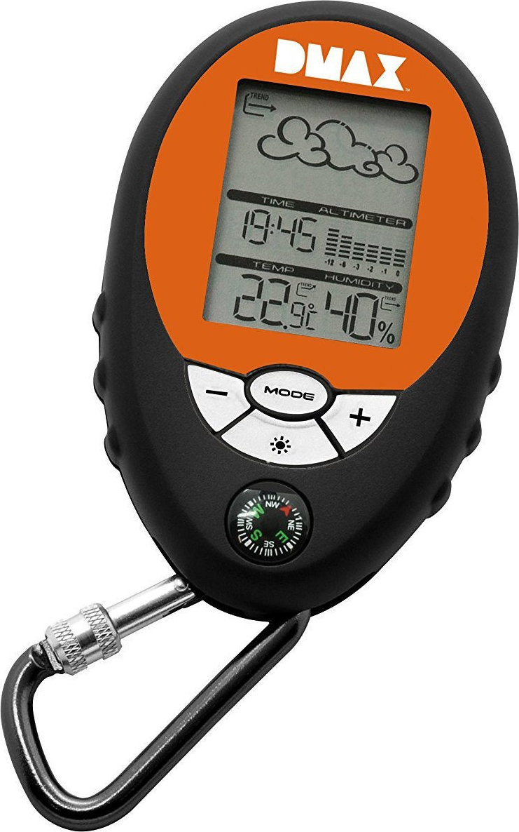 DMAX Mobile Weather Station