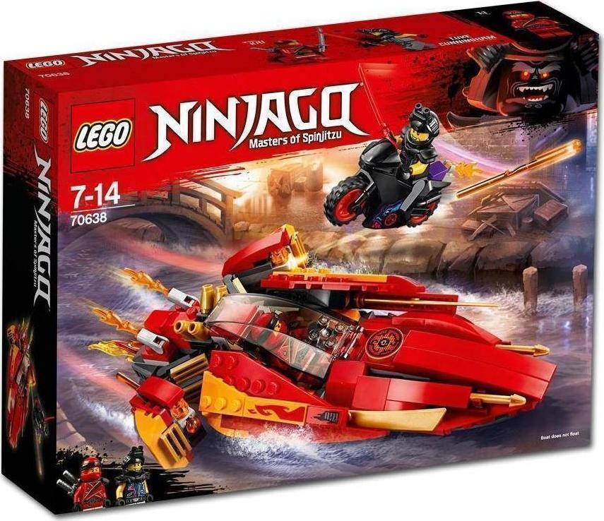 Lego Ninjago: Katana V11 70638