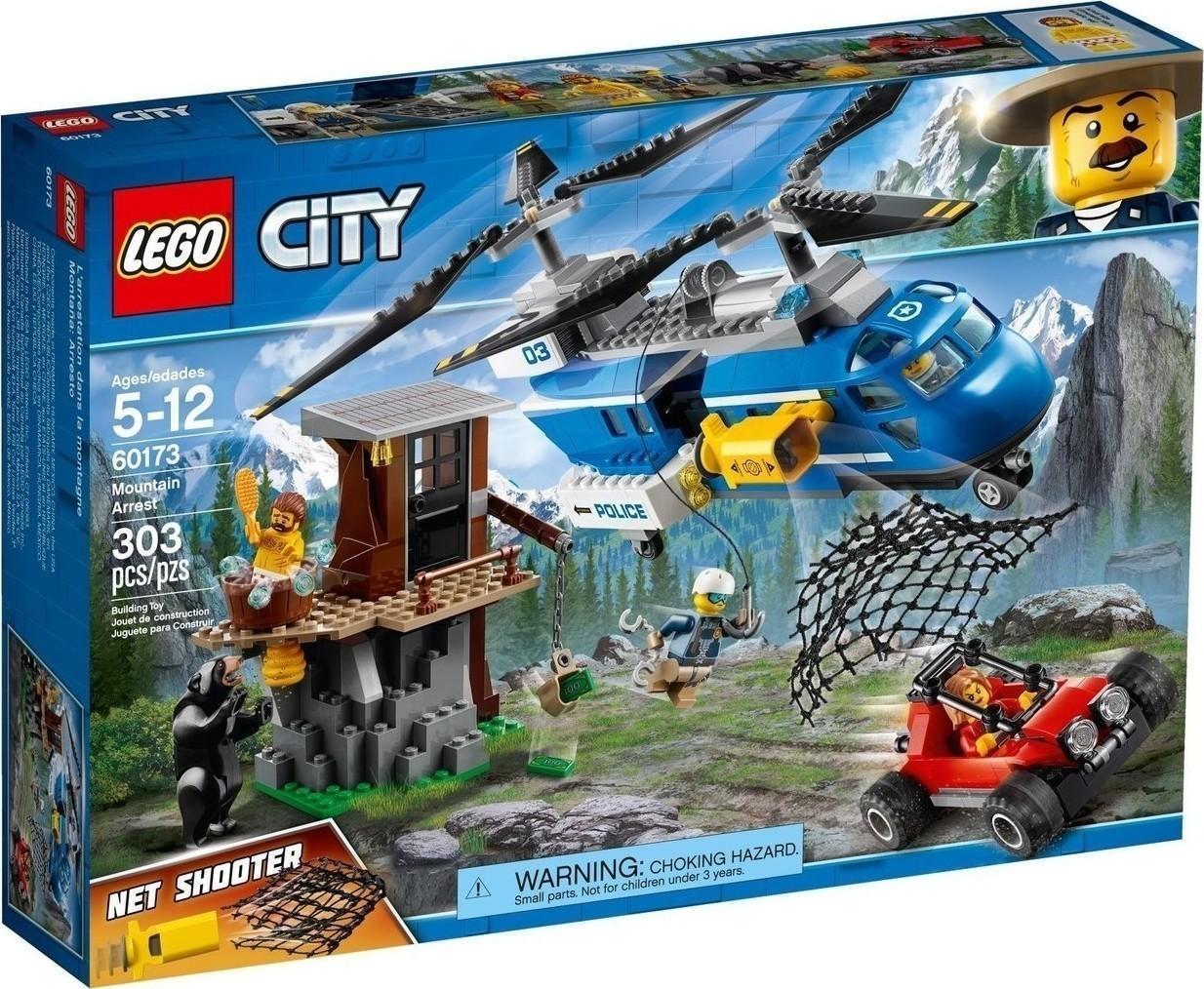 Lego City: Mountain Arrest 60173