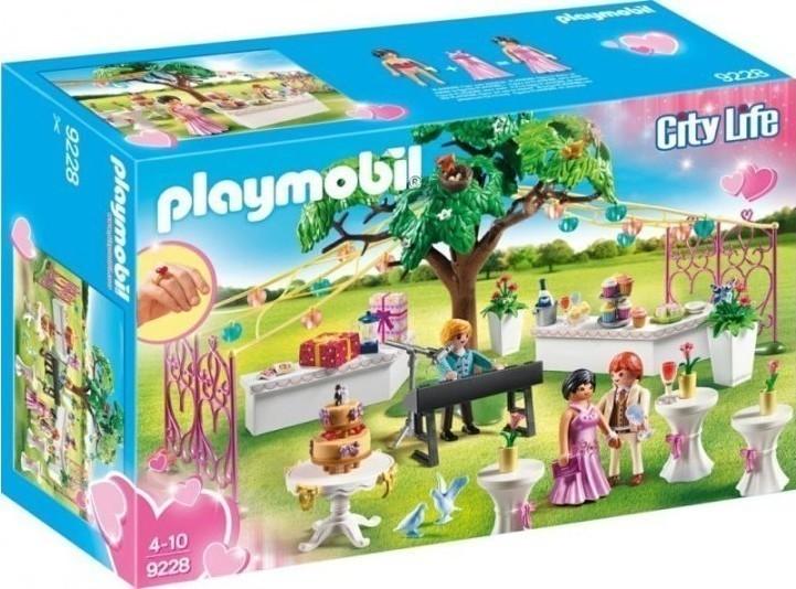 Playmobil Γαμήλια Δεξίωση 9228