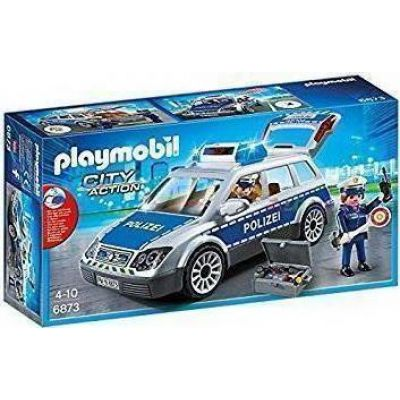Playmobil City Action: Police Squad Car 6873