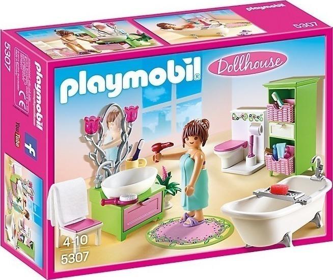 Playmobil Πολυτελές Λουτρό 5307