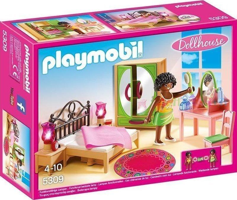 Playmobil Ρομαντικό υπνοδωμάτιο 5309