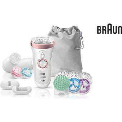 Braun Silk Epil 9 970 Senso SmartTM Skin Spa Αποτριχωτική Μηχανή