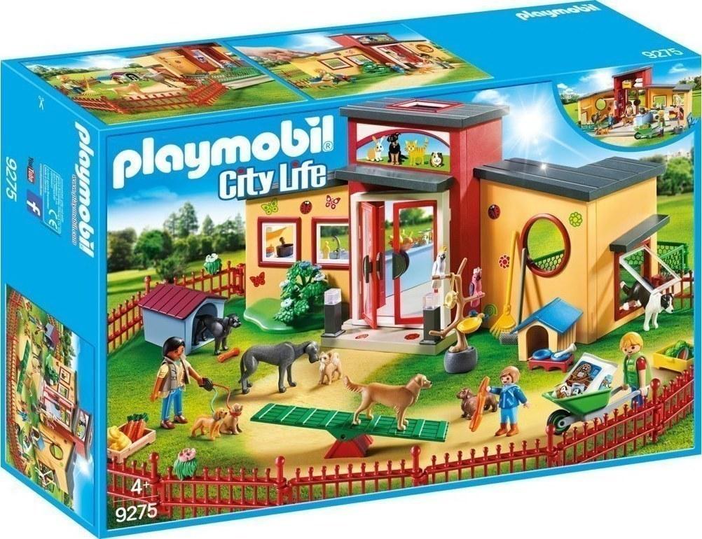 Playmobil City Life: Animal Hotel 9275