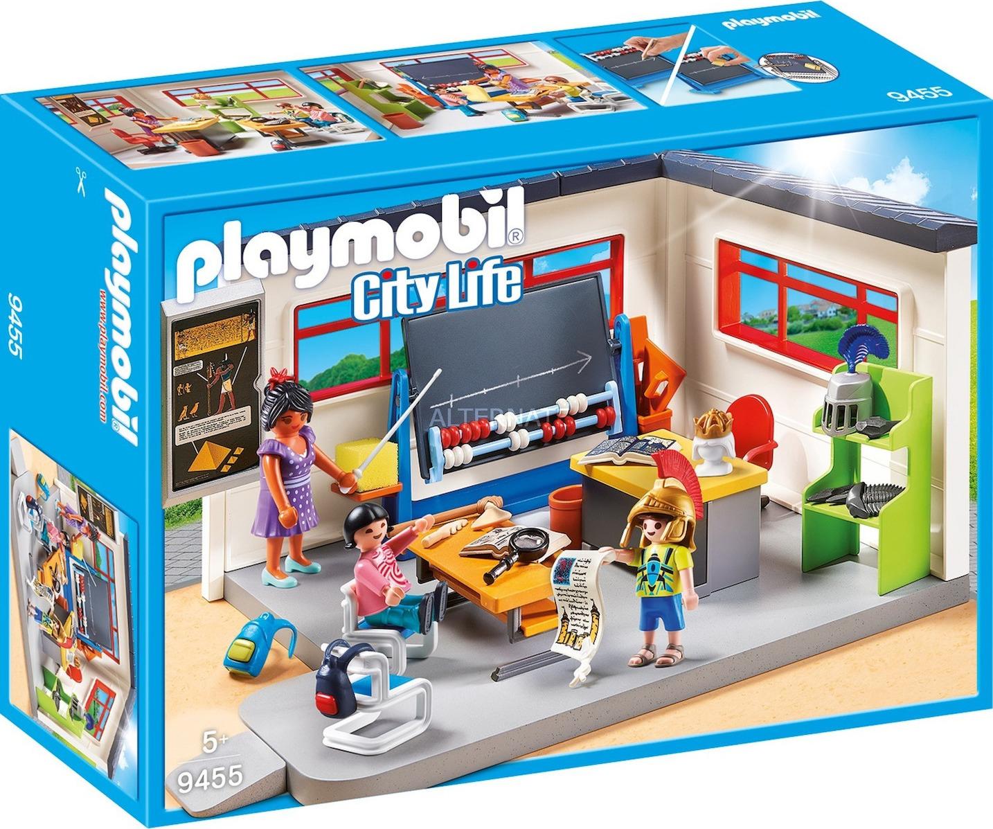 Playmobil City Life: Classroom History Lessons 9455